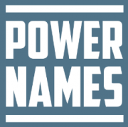 Power Names logo small